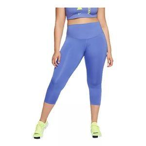 Nike One Tight Crop Fit NWT